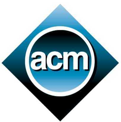 Homepage of ACM